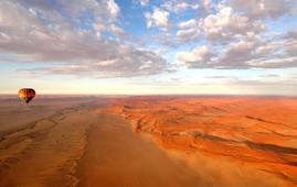 Dünen in Sossusvlei, Namibia